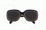 Sunglasses - Enamel  Charm